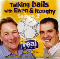 Talking Balls with Ewen & Roughy: season 3 original soundtrack