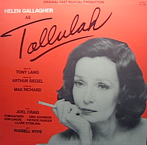 Tallulah original soundtrack