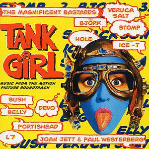 Tank Girl original soundtrack