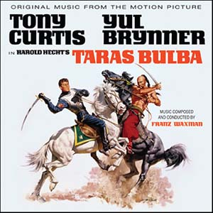 Taras Bulba / Young Billy Young original soundtrack