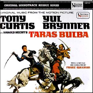 Taras Bulba original soundtrack