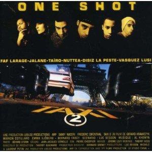 Taxi 2: One Shot original soundtrack