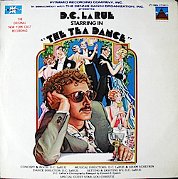 Tea Dance: New York Cast original soundtrack