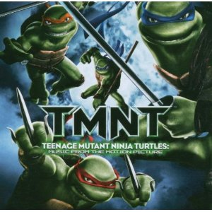 Teenage Mutant Ninja Turtles TMNT original soundtrack