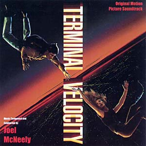 Terminal Velocity original soundtrack