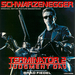 Terminator 2: Judgement Day original soundtrack