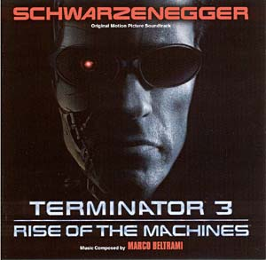 Terminator 3 original soundtrack