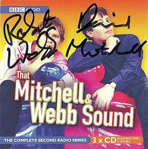 That Mitchell & Webb Sound original soundtrack