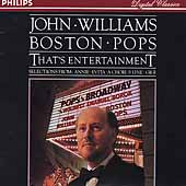 That's Entertainment: John Williams & Boston Pops original soundtrack