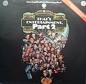 That's Entertainment: part 2 original soundtrack
