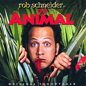 The Animal original soundtrack