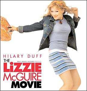 The Lizzie McGuire Movie original soundtrack