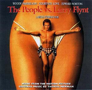 The People vs Larry Flynt original soundtrack