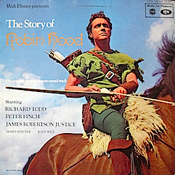 The Story of Robin Hood original soundtrack