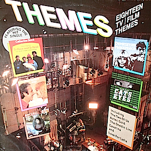 Themes: Eighteen TV/Film Themes original soundtrack