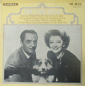Thin Man original soundtrack