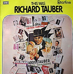 This Was Richard Tauber original soundtrack