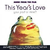 This Year's Love original soundtrack
