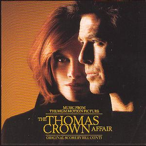 Thomas Crown Affair original soundtrack