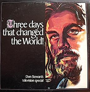 Three Days That Changed the World original soundtrack
