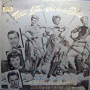 Three Little Girls in Blue original soundtrack