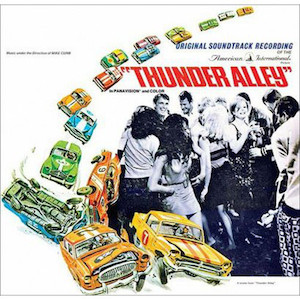 Thunder Alley original soundtrack