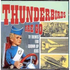 Thunderbirds are Go original soundtrack