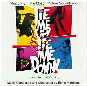 Tie me up! Tie me down! (atame) original soundtrack