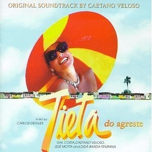 Tieta Do Agreste original soundtrack