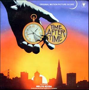Time After Time original soundtrack