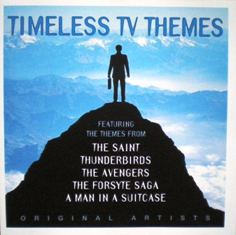 Timeless TV Themes original soundtrack