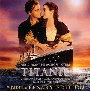 Titanic: Anniversary Edition original soundtrack