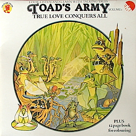 Toad's Army original soundtrack