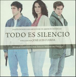 Todo Es Silencio original soundtrack