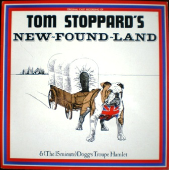 Tom Stoppard's New-found-land original soundtrack
