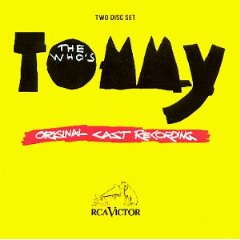 Tommy: original cast original soundtrack