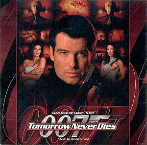 Tomorrow Never Dies original soundtrack
