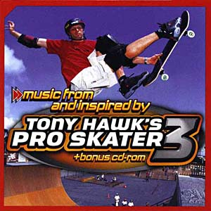 Tony Hawk's Pro-Skater 3 original soundtrack