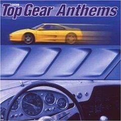 Top Gear Anthems original soundtrack