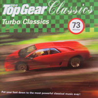 Top Gear Classics: Turbo Classics original soundtrack