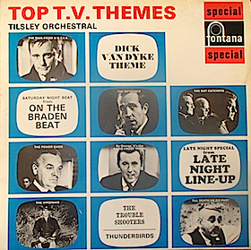 Top T.V. Themes original soundtrack