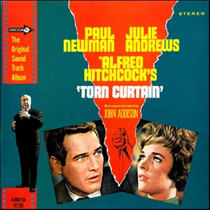 Torn Curtain original soundtrack