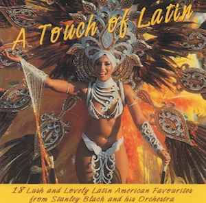 Touch of Latin original soundtrack