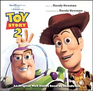 Toy Story 2 original soundtrack