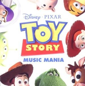 Toy Story: Music Mania original soundtrack