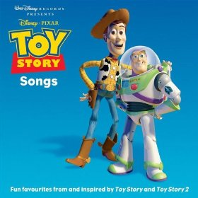 Toy Story Songs original soundtrack