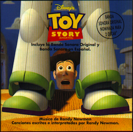 Toy Story: Soundtrack en Español original soundtrack
