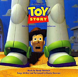 Toy Story original soundtrack