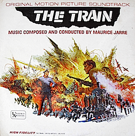 Train original soundtrack