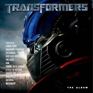 Transformers original soundtrack